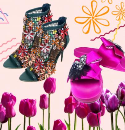 Scarpe Zara: Collezione Primavera/Estate 2017 parte 1