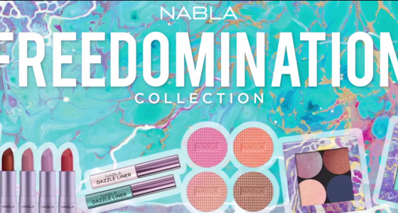 Freedomination Collection 2017 di Nabla Cosmetics