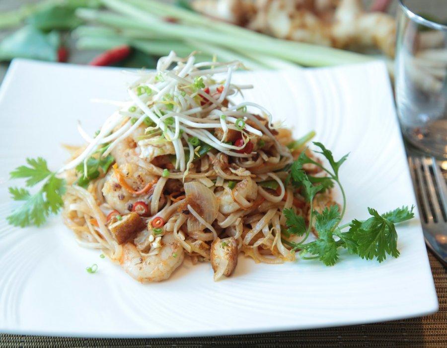 Pad Thai e Noodles