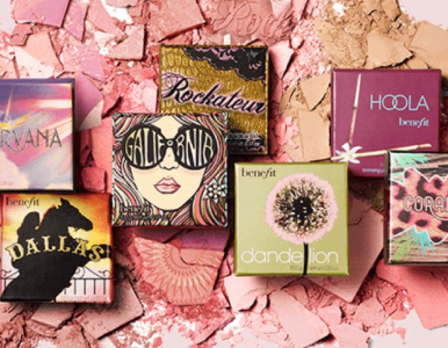 Collezione Box O' Powder di Benefit Cosmetics