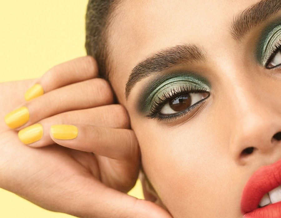 Chanel Makeup: Napolis New City – Collezione Primavera Estate 2018