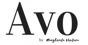 logo di avo by margherita ventura