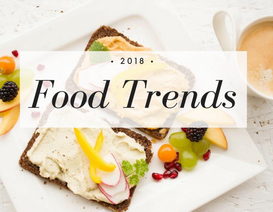 Eccovi i Food Trends Italiani nel 2018