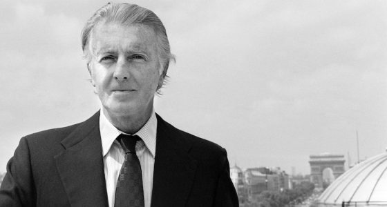 Addio allo stilista francese Hubert de Givenchy