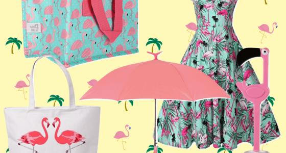 Tendenza Flamingo: Home Dècor