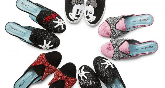 Chiara Ferragni disegna una Capsule Collection per la Disney