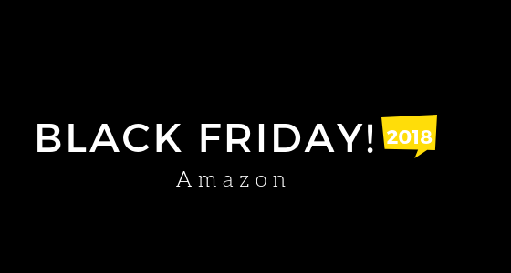 Arriva il Black Friday su Amazon 2018
