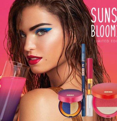 """Collezione Pupa """"Sunset Blooming"""": un'estate di tramonti tropicali e fiori esotici"""
