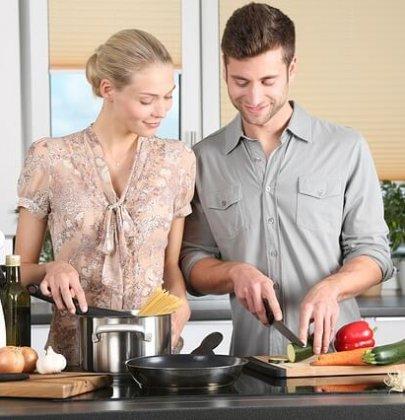 Cosa cucinare insieme al partner