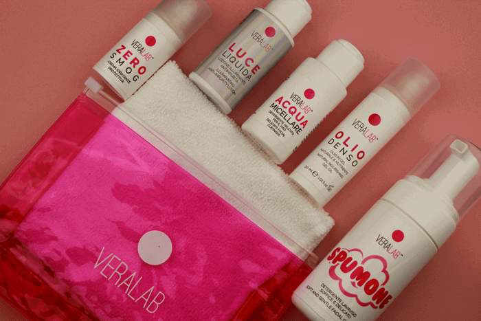 easy beauty routine pelle normale e mista veralab