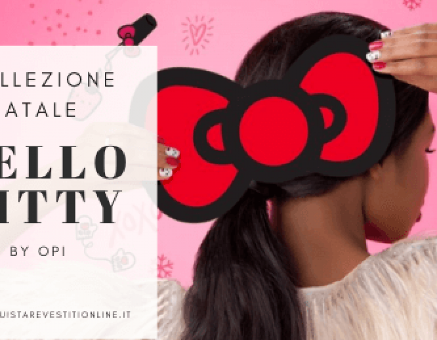 Collezione Hello Kitty by OPI