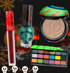 Trucco Halloween by Make up Revolution