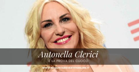 """Antonella Clerici, tornerà alla conduzione de """"La prova del Cuoco""""?"""