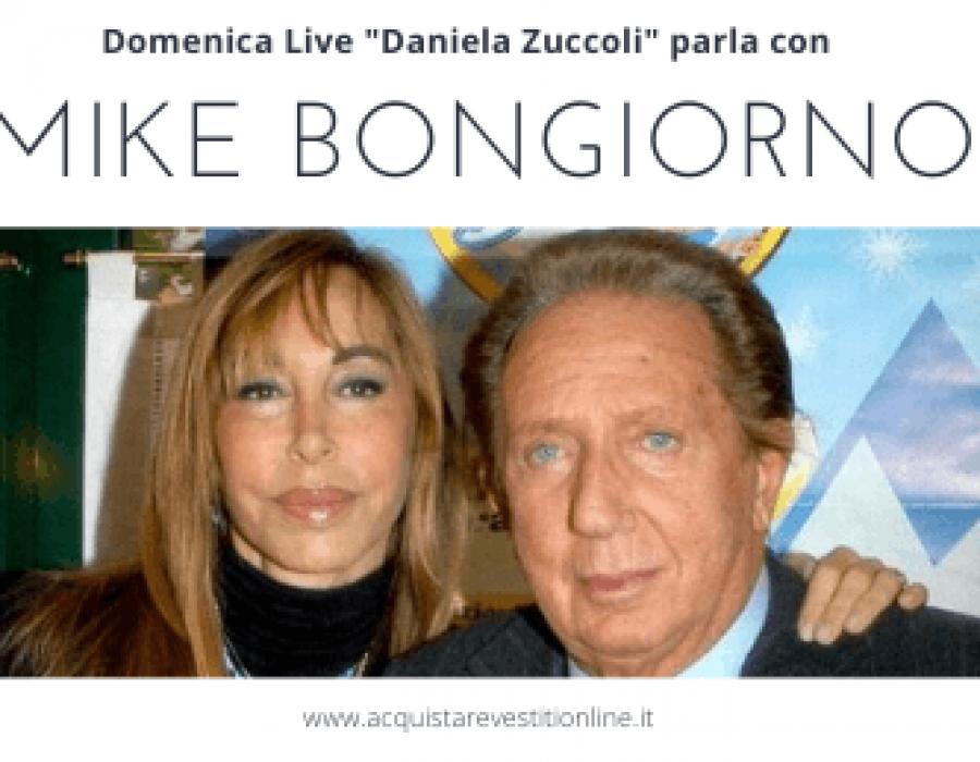 """Daniela Zuccoli: """"Parlo ancora con Mike"""""""