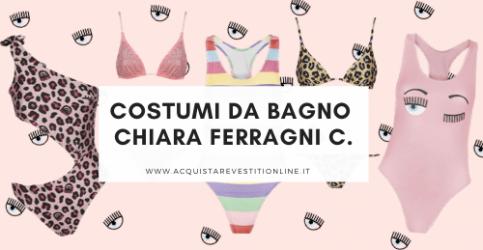 Collezione Costumi da bagno by Chiara Ferragni