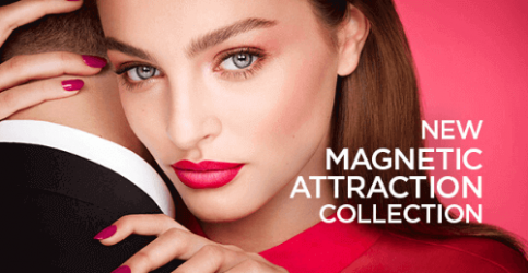 Magnetic Attraction: Collezione Kiko San Valentino
