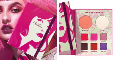 Neve Cosmetics: Harajuku Memoir Palette