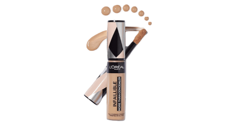 Recensione L'oreal Infallible More Than Concealer