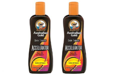 Recensione Intensificatore Accelerator Spray Austrialian Gold