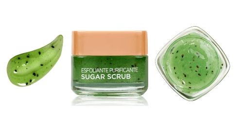 Recensione L'Oreal Esfoliante purificante sugar scrub