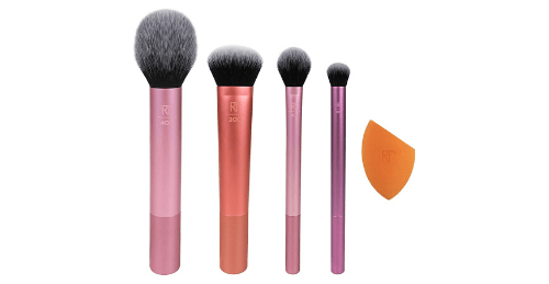 Real Techniques, Set di pennelli Everyday Essentials