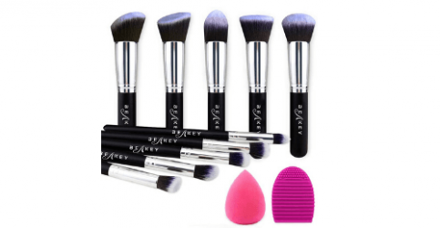 Recensione Set di pennelli make up Beakey