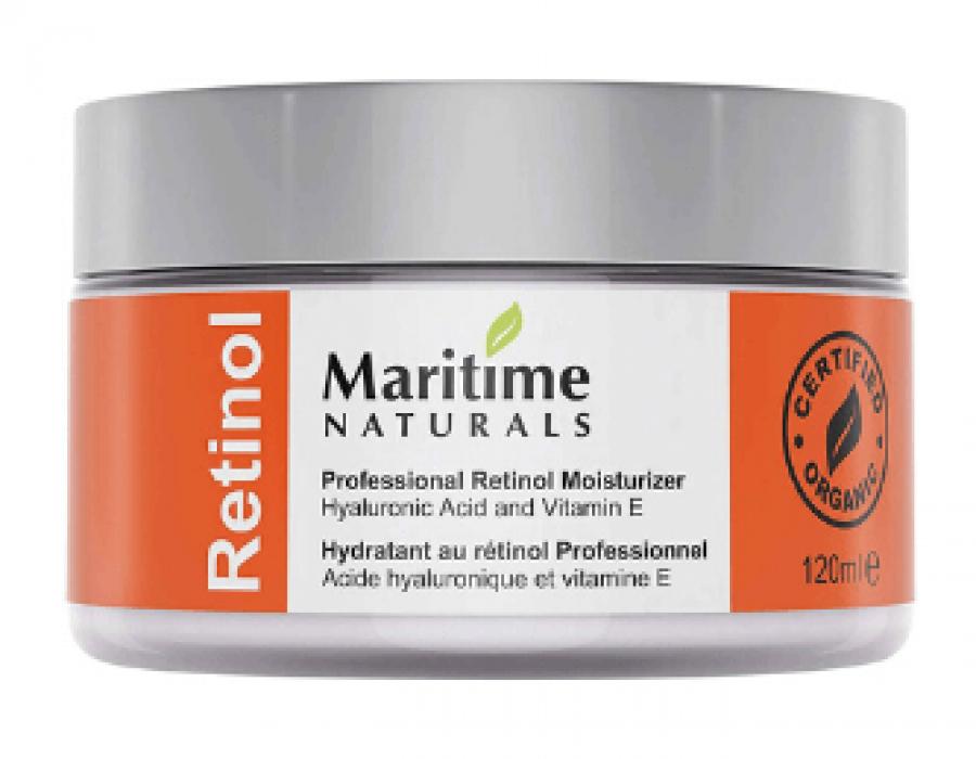 Recensione Maritime Naturals Crema Idratante al Retinolo