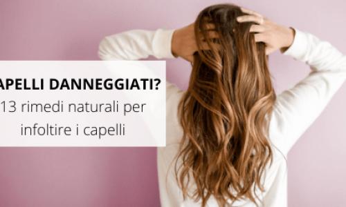Come curare i capelli danneggiati